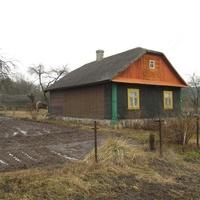дом в деревне Дружная.