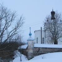 Клюкошицы. Церковь Флора и Лавра.