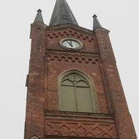 городская церковь Ловийсы, фрагмент