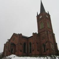 городская церковь Ловийсы, другой ракурс