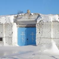 Разрушенный Покровский храм