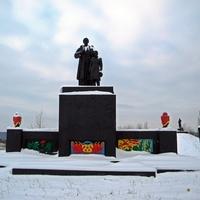 Мемориал Воинской Славы на окраине села Купино