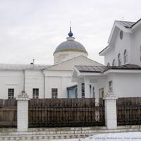 Костерево. Церковь Троицы Живоначальной