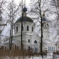 Костерево. Церковь Воздвижения Креста Господня