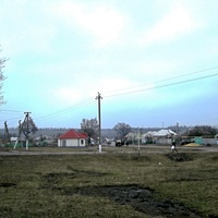 Облик села Красный Хутор