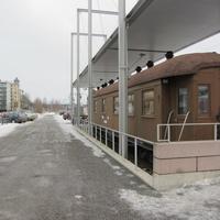 Вагон-салон Маннергейма