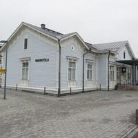 Миккели ж/д станция