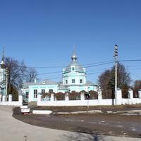 Церковь Михаила Архангела в Летове