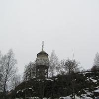 Миккели, водонапорная башня