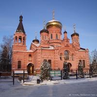 Церковь Илии Пророка в  Изварине