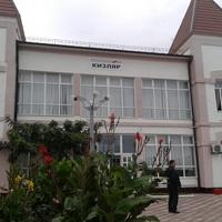 Железнодорожный вокзал Кизляра