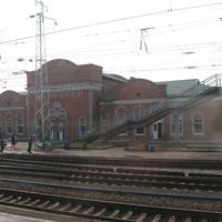 Мариинск,вокзал