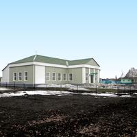 Дом Культуры в селе Прелестное