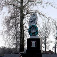 Братская могила  228 советских воинов