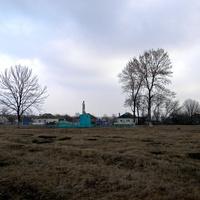 Братская могила 181 советского воина