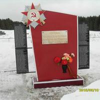 Новый памятник погибшим воинам