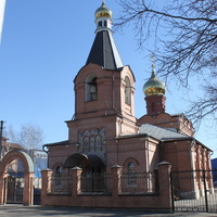 Сосенки. Церковь Казанской иконы Божией Матери