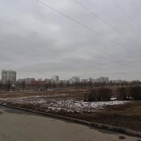 Набережная Москва-реки в Братеево