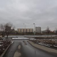 Набережная реки Москва