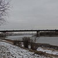 Москва река, Братеевский мост