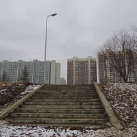 Парк Братеевская набережная