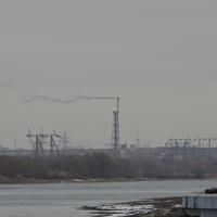 Капотня. Московский нефтеперерабатывающий завод