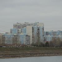 Поречная улица, набережная Москва-реки