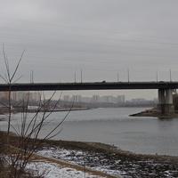 Сабурово, река Москва