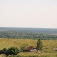 Дом на границе липецкой и воронежской области