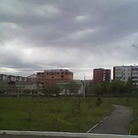 сквер городской больницы