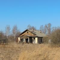 Станция Шматово