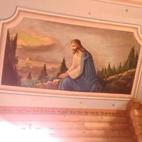 Церква в середині