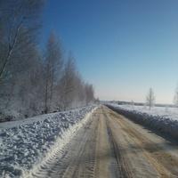 Впереди село Супруты.