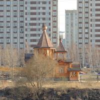 Церковь в Братеево