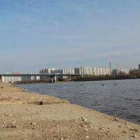 Река Москва в Братеево