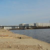 Река Москва в Марьино
