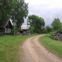 Селилово Валдайского  района, май 2010 г.