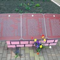 Памятник Воинской Славы в селе Демидовка