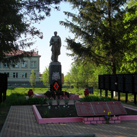 Братская могила 61 советского воина