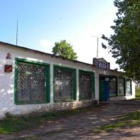 Магазин села Демидовка
