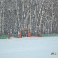 Тусказань, кладбище