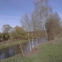 Река Истра в Ивановке. Май 2015 г.