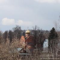 Церковь святой великомученицы Марины в поселке Битца