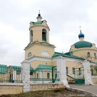 Ермолино. Церковь Николая Чудотворца