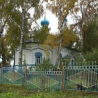 Церковь Преображения Господня в селе Биляр-Озеро