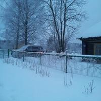 Зима в Замошье
