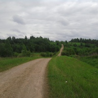 дорога  из  Падбережья  в  Селилово