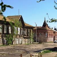 Астрахань. Облик города