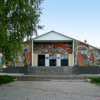 Дом Культуры в селе Чураево