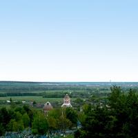 Облик села Чураево